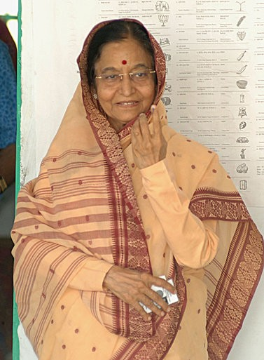 Pratibha Devisingh Patil