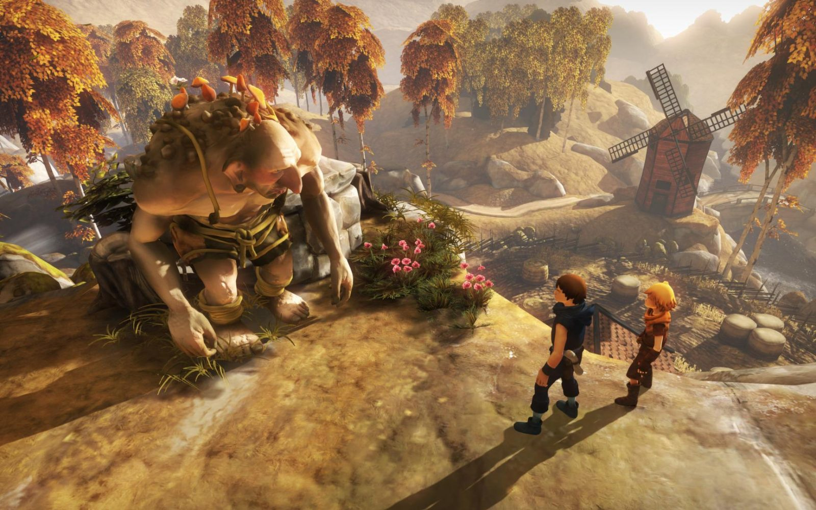 Brothers: A Tale of Two Sons - Best Video Games