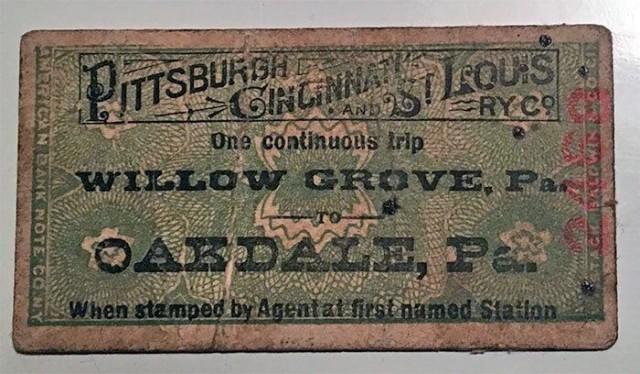 1890 train ticket