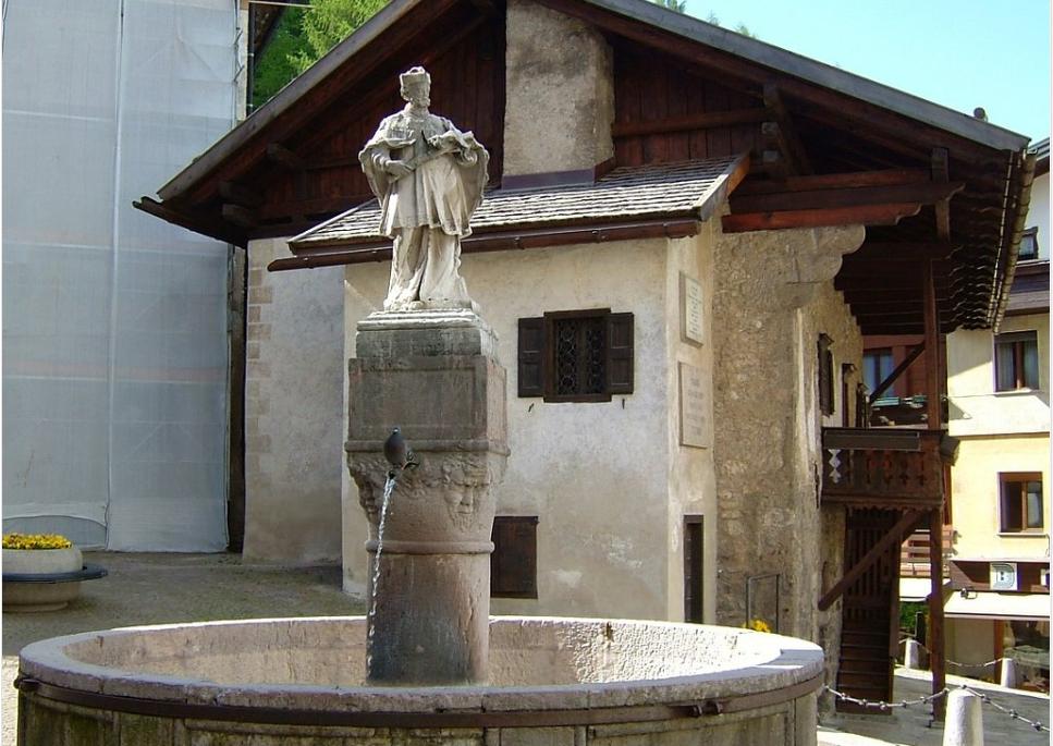 Pieve di Cadore Tiziano's House