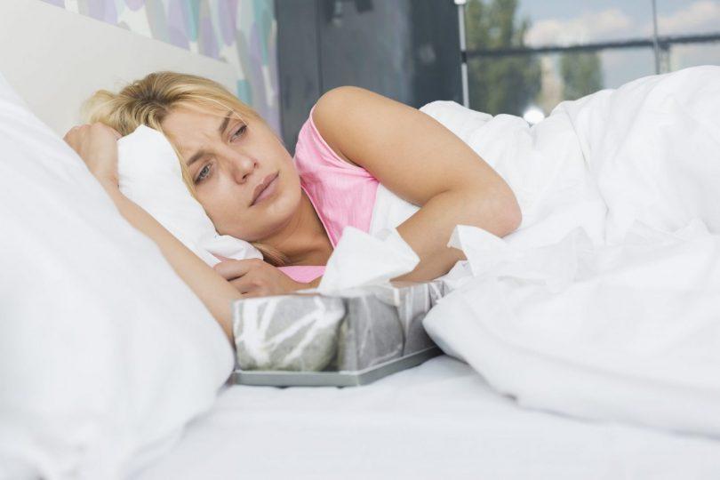 How to get sick