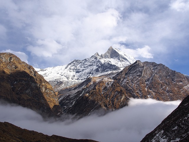 Himalaya vue