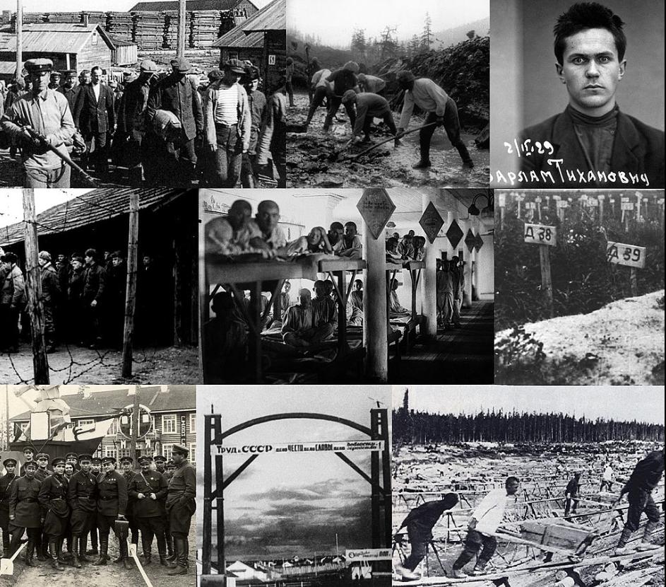 Gulag Soviet Union prison Camps
